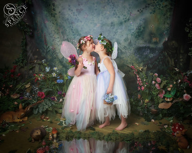 Caoimhe & Orlaith - The Fairy Experience @ Spence Photography
