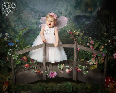 Lacey - The Fairy Experience @ Spence Photography