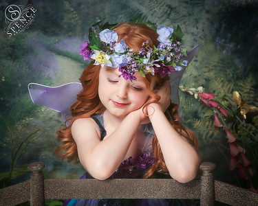 Keira - The Fairy Experience @ Spence Photography