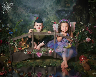 Mason & Hollie - The Fairy Experience @ Spence Photography
