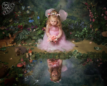 Chloe - The Fairy Experience @ Spence Photography