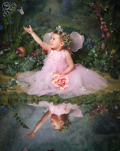 Leia - The Fairy Experience @ Spence Photography