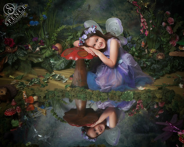 Orla - The Fairy Experience @ Spence Photography