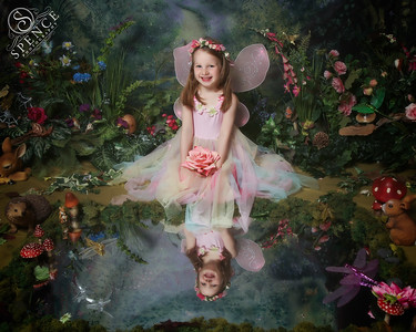 Chloe  - The Fairy Experience @ Spence Photography