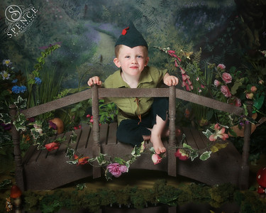 Mason - The Fairy Experience @ Spence Photography