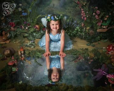 Hollie - The Fairy Experience @ Spence Photography