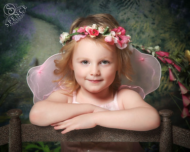 Charlotte - The Fairy Experience @ Spence Photography