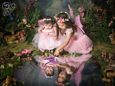 Anna & Lily - The Fairy Experience @ Spence Photography