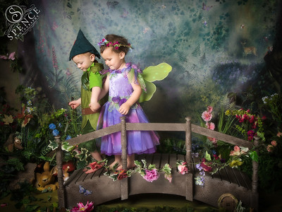 Callum & Robin - The Fairy Experience @ Spence Photography