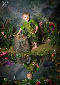 Callum - The Fairy Experience @ Spence Photography