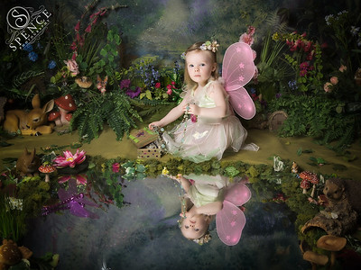 Myley - The Fairy Experience @ Spence Photography