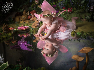 Maisy - The Fairy Experience @ Spence Photography