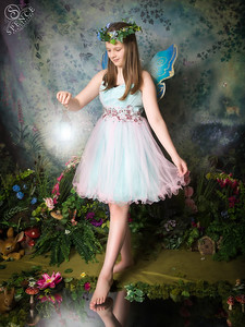 Lucy - The Fairy Experience @ Spence Photography