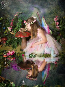 Holly - The Fairy Experience @ Spence Photography