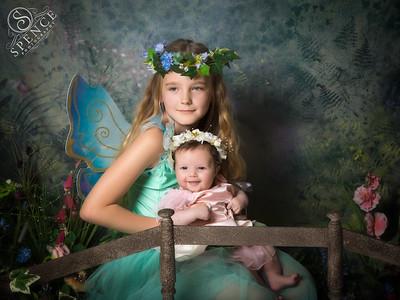 Madison & Lola - The Fairy Experience @ Spence Photography