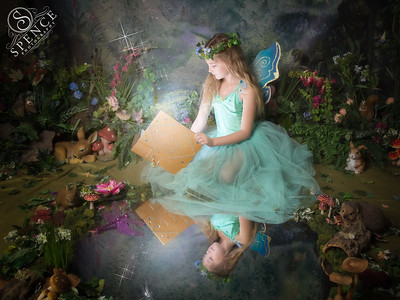 Madison - The Fairy Experience @ Spence Photography