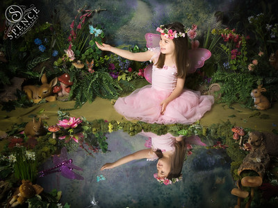 Lily - The Fairy Experience @ Spence Photography