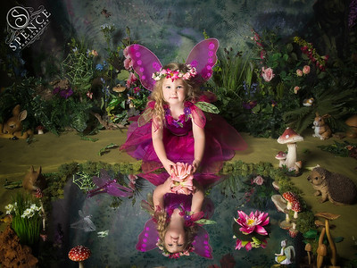 Scarlett - The Fairy Experience in St Boswells