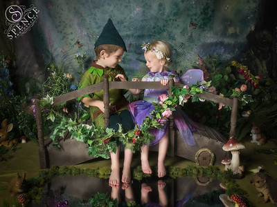 Joshua & Maisy - The Fairy Experience in St Boswells