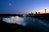 """MOON OVER NIAGARA"""