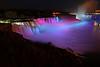 Image #377<br /> American & Canadian Falls ~ Niagara Falls, N. Y.