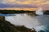 """SUNDOWN at NIAGARA"""
