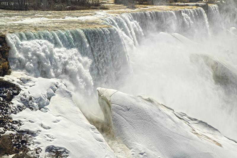 Image #777<br /> American Falls ~ Niagara Falls, N. Y.