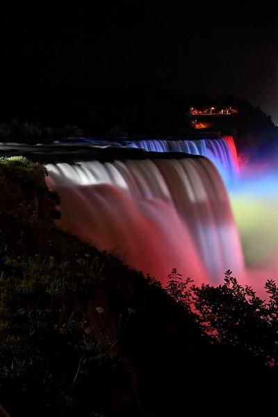 Image #497<br /> American Falls ~ Niagara Falls, N. Y.