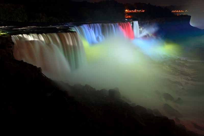 Image #264<br /> American Falls ~ Niagara Falls, N. Y.