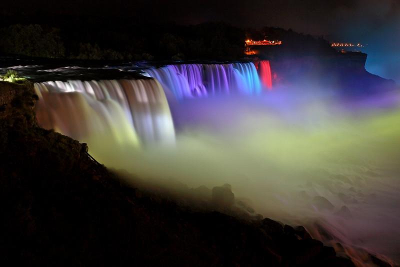 Image #423<br /> American Falls ~ Niagara Falls, N. Y.