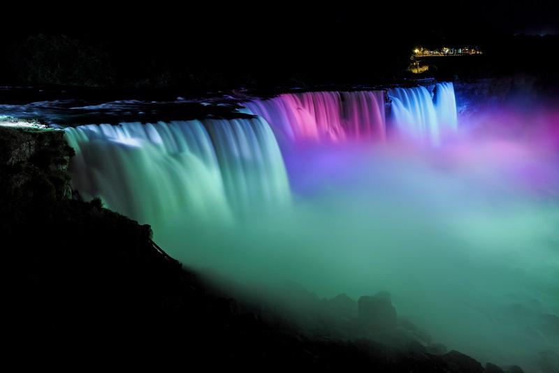 Image #550<br /> American Falls ~ Niagara Falls, N. Y.
