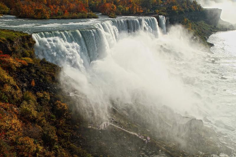 Image #4916<br /> American Falls ~ Niagara Falls, N. Y.