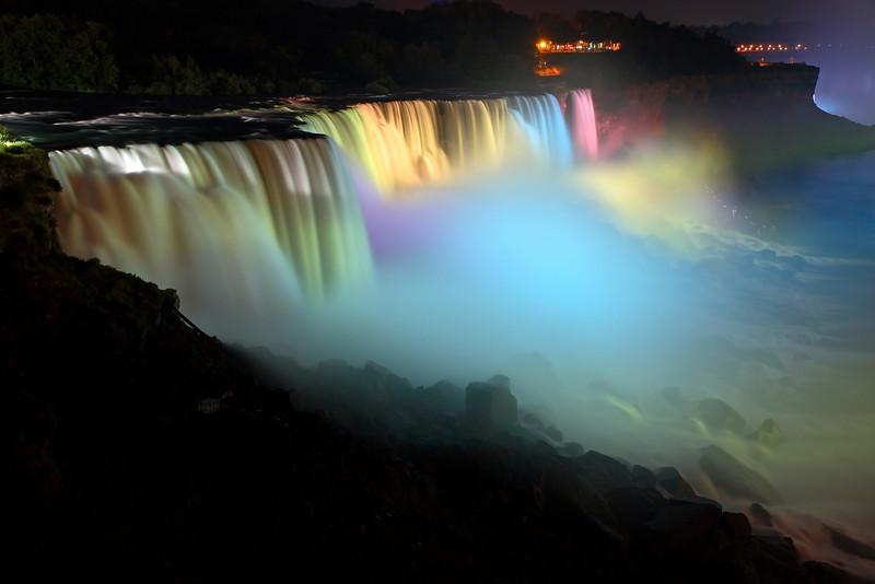 Image #270<br /> American Falls ~ Niagara Falls, N. Y.