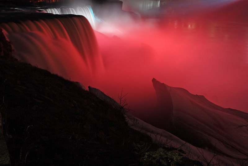 Image #6301<br /> American Falls ~ Niagara Falls, N. Y.<br /> <br /> (BetterPhoto's *Editor's Pick Award*)