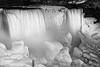 Image #5376<br /> American Falls ~ Taken from Niagara Falls, Ontario Canada