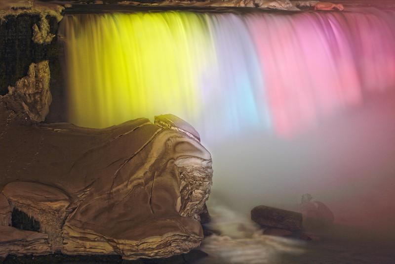 "Image #275<br /> The ""Horseshoe"" Canadian Falls ~ Niagara Falls Ontario, Canada"