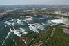 "LZ5D7792<br /> Niagara Falls, Canada <br /> Upper Niagara River rapids to the Canadian ""Horseshoe"" Falls."