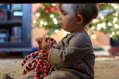 Holidays (First Christmas)