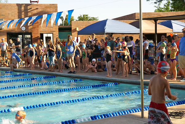 Goodyear swim meet - June 9th, 2011