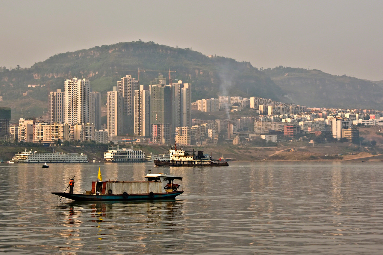 Elevated City of Wanzhou