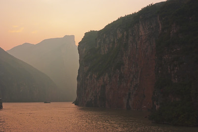 Three Gorges Sheer Cliffs