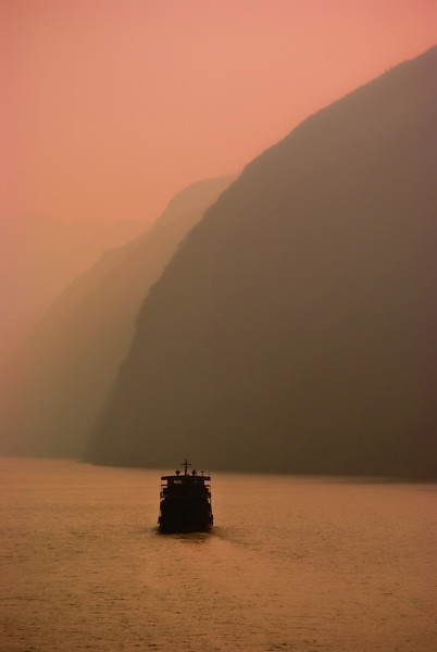 Yangzi Red Hour