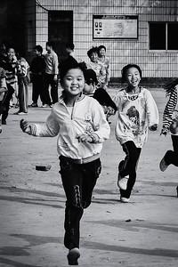Wanzhou School Kids