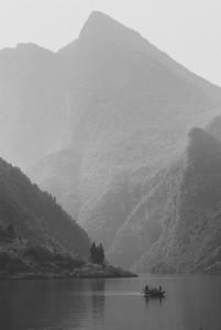 Deep Canyon in the Shennong Xi