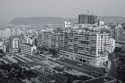Wanzhou City