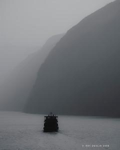 Cruising in the Deep Canyon