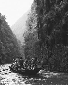Boatmen at Work