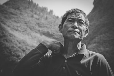 Shennong Xi Boatman