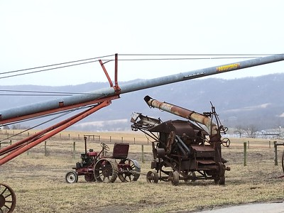The latest technology for the up-to-date Amish farmer.