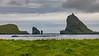 Faroe Islands-Bøur-Drangarnir and Tindhólmur